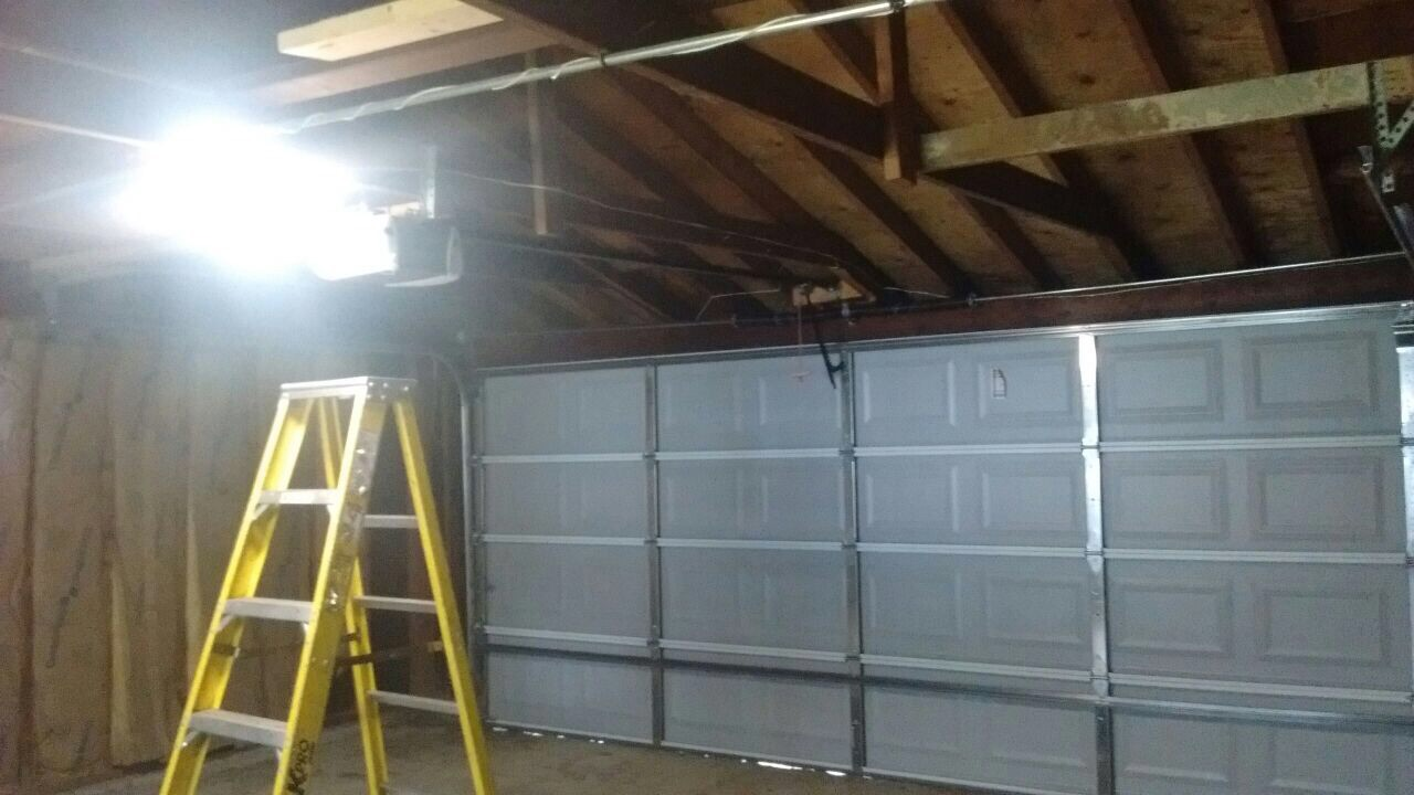 Garage Door Replacement In Illinois